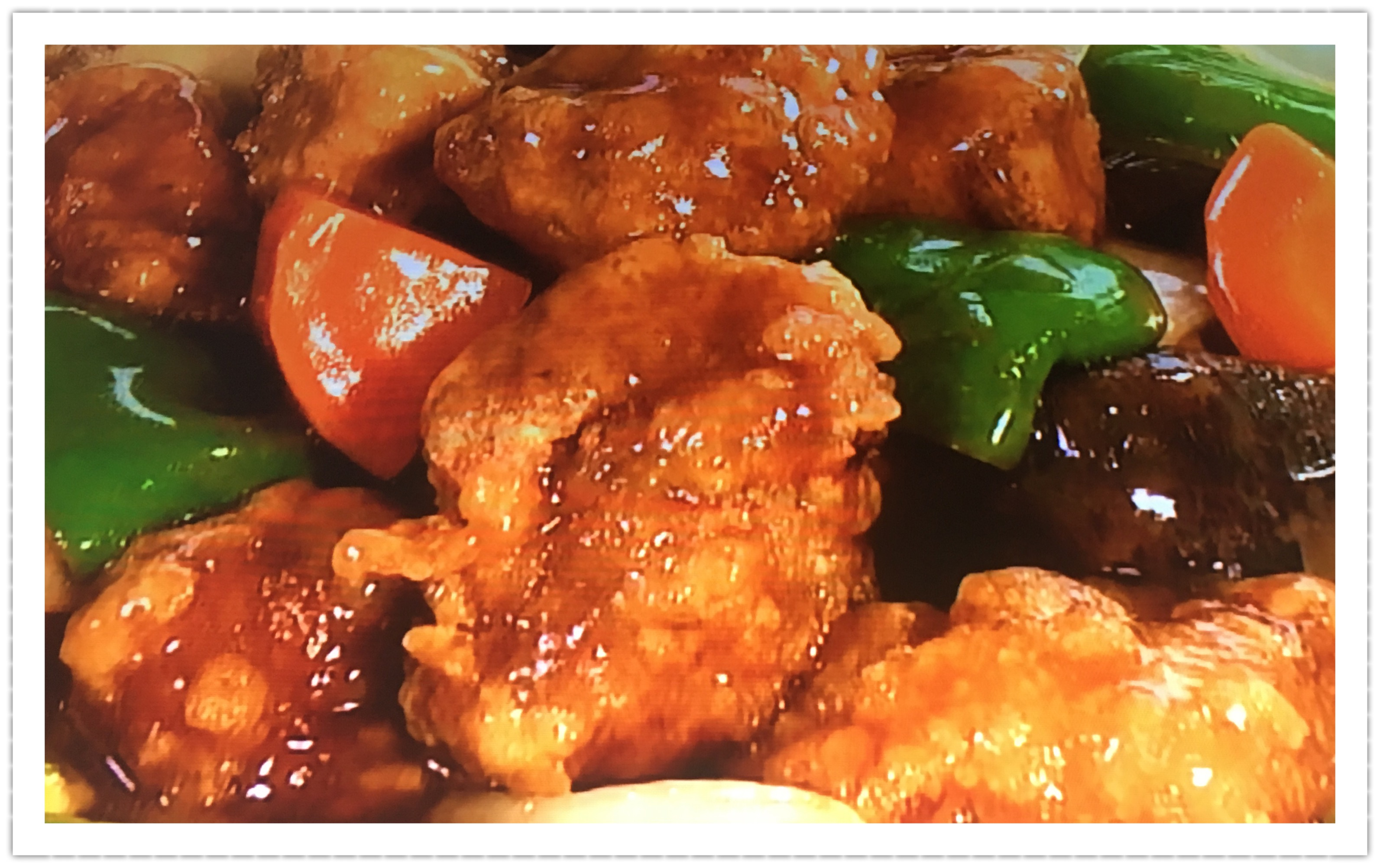 (栗原はるみ)酢豚。手際よく簡単にできるレシピ