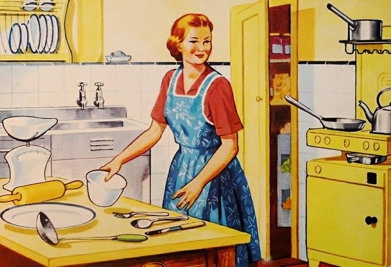 主婦業の年収は安い?主婦が考える主婦業4つのポイント